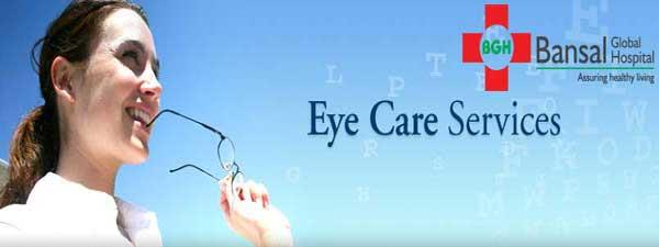 Bansal Global Hospital provides Quality Eye Care in North Delhi  Keeping in view the unavailability of eye care services at affordable rates around its surroundings, Bansal Global Hospital is now providing specialist eye care treatment at its premises. We have efficient and experienced ophthalmologists attending to patients at the Hospital and other specialists visiting for special cases.  It goes in line with our motto to provide latest technology based treatment at our hospital. Our eye care services are based on same lines. We have advanced machines and updated knowledge on how to cure at the earliest, with least possible discomfort and expenses.  Eye Care is one such branch of medical sciences where you can't take chances in treatment. Once damaged, there are very less chances of recovery. Therefore, getting quality consultation becomes necessary for all.  Bansal Global Hospital reaches out to even the poor strata of the society given the nominal fees it charges against the services provided. To book and appointment or know more about our services, please click here.  About Bansal Global Hospital  A world class private hospital located in North-West Delhi, the Bansal Global Hospital offers the best treatment possible and care to its patients round the clock (24×7). The multi-specialty Bansal Global Hospital provides specialist medical and surgical care ranging from simple day-case procedures to complex surgeries, blood and other tests in our state of the art pathology lab, digital X-rays, inpatient facilities. The hospital has dedicated inpatient facility, with all fully air-conditioned ensuite rooms. Our staff offer high quality services to ensure that your stay with us is as comfortable as possible in private and discrete facilities.  Address:  Bansal Global Hospital C-10 Ramgarh, , Near Jahangirpuri Metro Station, Delhi, 110033 Bansal Fracture, Gynae and Kids Clinic, E-1086 Saraswati Vihar, Pitampura, Delhi 110034 Neo Kidz Clinic, C-38 Raj Nagar, Pitampura, D