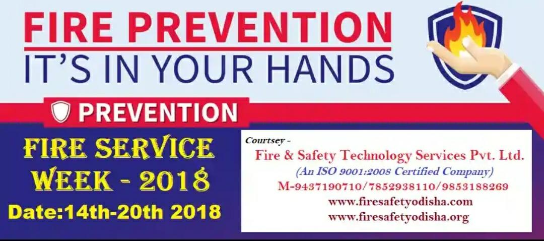 Listen Fire Safety : Upcoming national road safety week fire