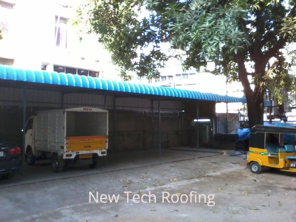 In Chennaiwe are one of the best roofing contractors in chennai. we all kinds of roofing shed with best price.