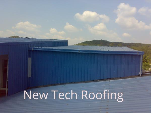Factory Shed Roofing In Chennai new tech roofing works deals with all  factory sheds and we supply to our esteemed esteemed clients e=with the very best of quality.
