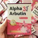 Aura Whitening New Alpha Arbutin 3plus  INR 700  with  discount  INR 750 7% AvailableCASH ON DELIVERYNEED   MORE INFO  NEW FORMULA  Authentic Speed aura ++ whitening ALPHA ARBUTIN 3PLUS+ powder mix with lotion by KYRALIGHTENER/WHITENER IN 7 DAYS  Alpha Arbutin + Collagen Alpha Arbutin innovation in powder form helps keep the fresh. And maintain the quality of Alpha Arbutin increase the efficiency of the cream used regularly up to 10 times with the main ingredient Alfa Arbutin imported from Canada. Helps skin look naturally radiant white. Combined with premium grade collagen peptide from deep sea fish. Imported from Japan Increases skin elasticity It helps to moisturize and brighten the skin, so it can feel the change from the first time.