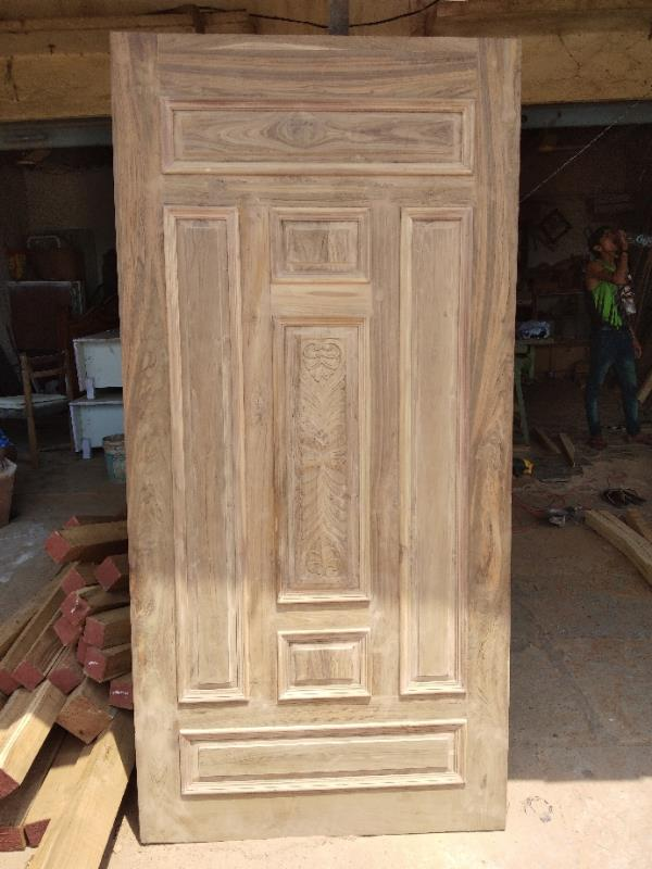 Marvelous We Are Manufacturer Of Best Indian Teak Wood Main Door And Carving Door  Plain Door Pooja