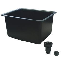 Lab Sink Bangalore   Lab PP Sink , lab sink Made in PP Black colour Acid resistant chemical resistant Comes in various dimensions We also have all lab equipment, lab furniture, etc