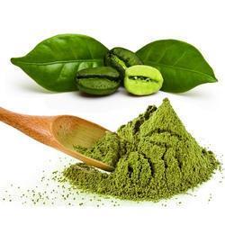 Green Coffee Bean Extract…….Si