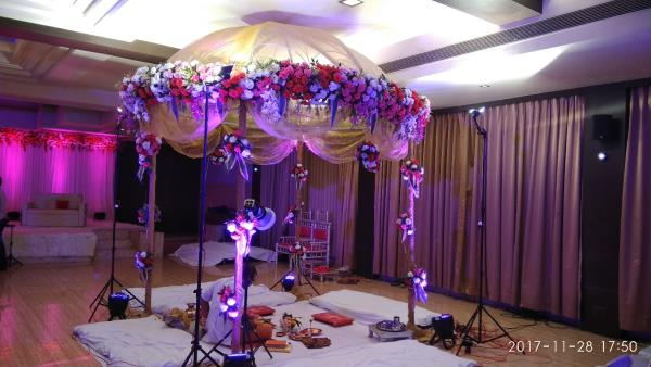 upcoming party hall