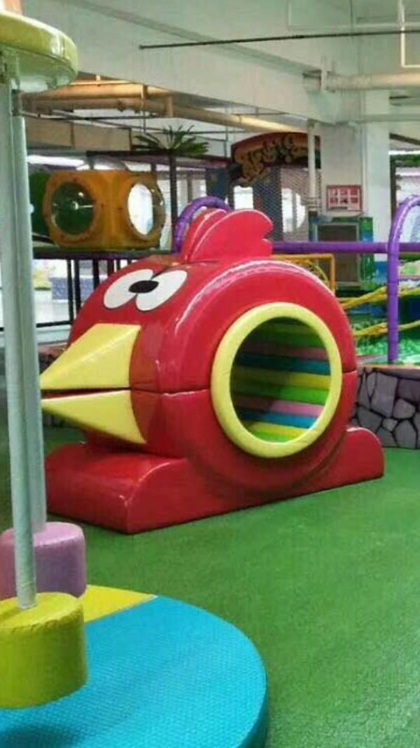 Angry bird softplay ride for Indoor playground club +91 9911076230