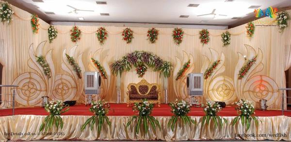 Wedding Stage Decoration In Coimbatore Indian Weddings Are Like A Grand Gala