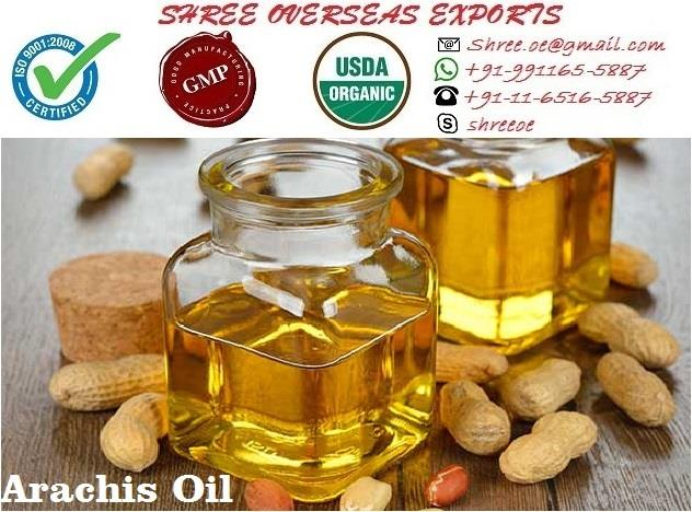Best arachis oil In world