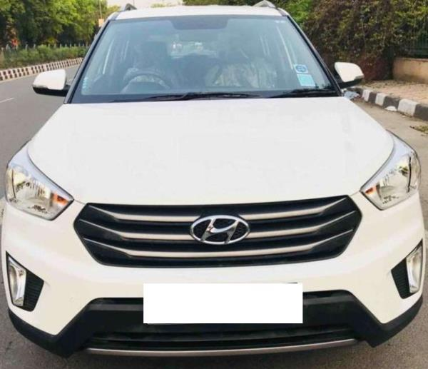 Hyundai Creta Used Cars in South Delhi  2017 Model, Hyundai Creta SX+ Diesel Automatic, Low mileage, White Colour, Single owner, Dl number, Single owner, 0 Dep insured, 14.50lacs, Well maintained car in excellent condition, Finance facility also available through Bank and Private Finance Car is non accidental. Just like new.