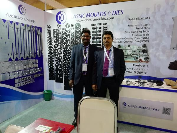 Classic Moulds & Dies Manufacturer of Panel Dies & Progressive tools im india.  We are experts in manufacturing Panel dies for all the segments and Progressive tools in India. Progressive tools are manufacture to meet high volume products with high quality & consistency.