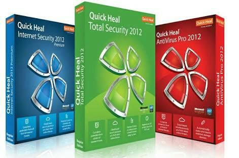 Quick heal total security antivirus singal user 1 year only at 1449