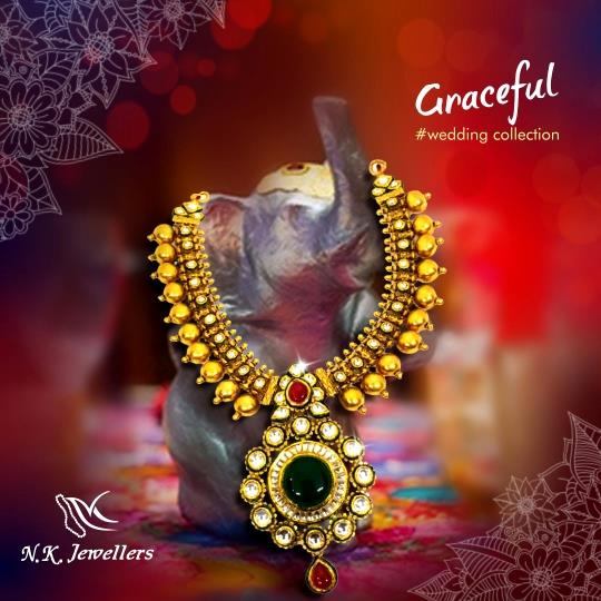 A New Class Of Graceful Jewellery