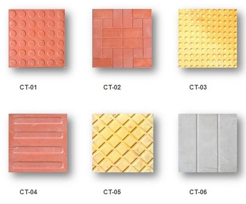 Checkered Block  We manufactur