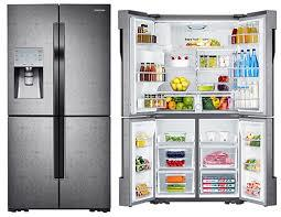 Our innovative range of four door refrigerator provide the ultimate in convenient organization and easy access. These refrigerators come with a full width, temperature-controlled dwrs, twin humidity-controlled. The digital temperature control and display provide added advantage the users. We offer four door refrigerator with standard accessories at the most affordable prices. Dual temp models also available on request.  Four Door Refrigerator Manufacturer   Supplier In Delhi   Noida   Hyderabad   Jaipur   Agra   Banaras   Rajasthan   Bangalore   Mumbai   Ghaziabad   Gurgaon   Surat   Ahmadabad   Gujarat   Maharashtra   Chennai