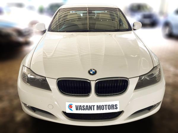 BMW 320D (WHITE COLOR, DIESEL), 2012 model done only 63, 000km in absolute mint condition. For further info call 7569696666