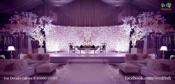 Cool creative wedding stage decoration theme ideas wedfish decors marriage stage decoration marriage stage decoration in coimbatore cool creative wedding stage decoration theme ideas junglespirit Gallery