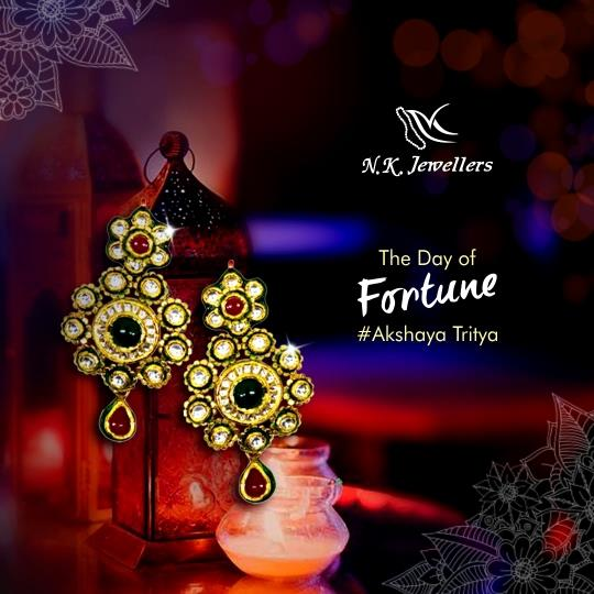 The Day of Fortune Akshaya Tritya
