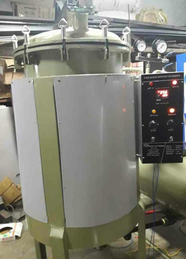 PSM Vaccum Impregnation Chamber for Transformer Impregnation