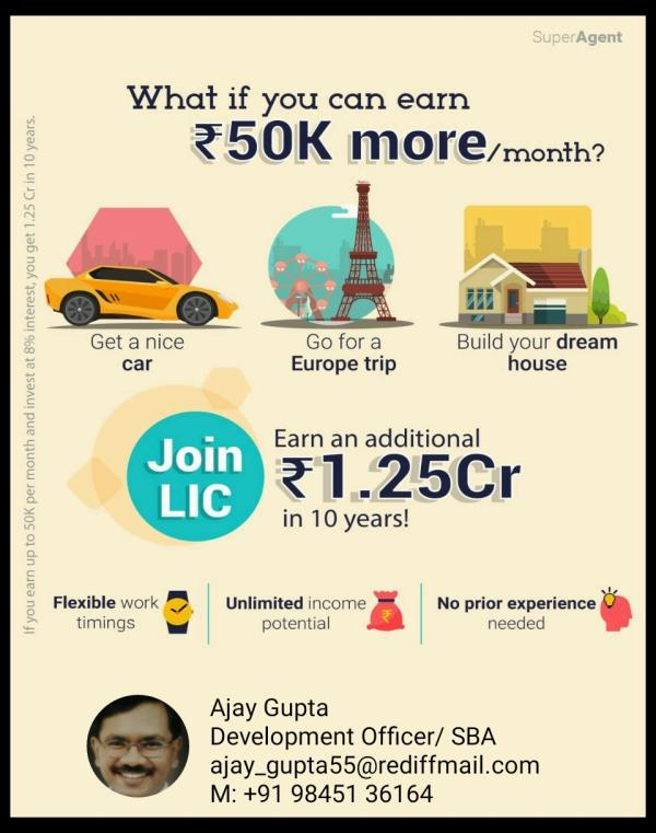 LIC part time vacancy commission based job in bangalore how to become lic agent  Lic agent code  LIC customer  Jobs  Licindia  Online jobs  Part time jobs  Job vacancies  Lic policy  Times jobs  Lic policy status  Jobs in bangalore  Sbi life insurance  Licindia in  Job search  Part-time Jobs without Investment.  I want to become LIC agent in Bangalore, How to become LIC agent in Bangalore, Lic Agent, LIC Agents, LIC of India, lic, LIC of, life insurance corporation of India, Part time jobs, free time jobs, lic policy, lic policy details, careers in life insurance, jobs in life insurance, life insurance agency, life insurance license, life insurance agent, lic policy status.  agent benefits, become LIC agent, best child plan best life insurance company  Free times jobs in Bangalore, how to become LIC agent/advisor, Part time jobs , procedure to become lic agent, want to become lic agent, freelance jobs , lic toll free no , Job opportunities, Jobs in bangalore for undergraduates, life insurance of India, LIC statement