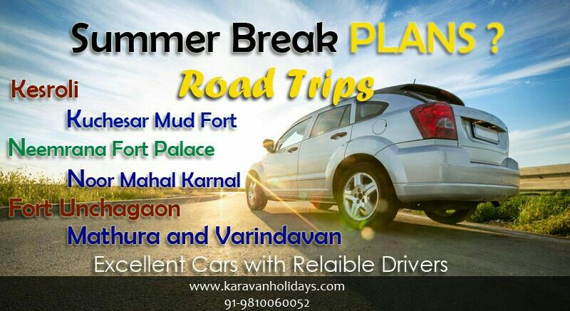 Road trips to Shimla, kausali, Manali, Nanital, Binsar, Mathur and Varindavan, you Name the destination in India we take you with our excellent cars available with reliable drivers. Also we have  Cars available for local Delhi run. Please contact us at 011-41500365. Your trusted Travel agent in South Delhi.
