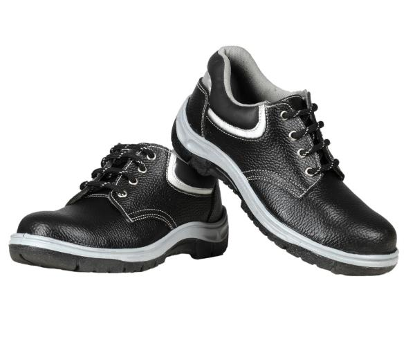 New Launch Safety Shoes : Evion Brand Safety Shoes exclusively available at Safety Bazar. 1. Upper made from high quality Synthetic Leather. 2. Sole made from high quality virgin material. 3. Affordable price.   Safety shoes/Evion Safety Shoes/Labour Safety Shoes/ Industrial safety shoes/Steel Toe shoes/Buy Safety Shoes Online  Always wear safety shoes at construction site and industry for your safety.