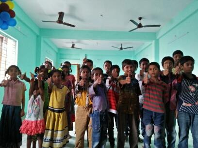 Our Orphange,  I hope You would help us in getting these children nutritious food.