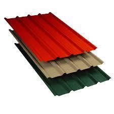 new tech roofing supplies metal roofing sheets to  good quality with best prices.