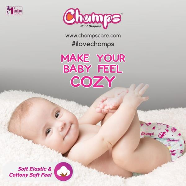 Champs#Diaper  Required S.S. and Distributor in Maharashtra for inquiry please call on  Mob:- 7573040439   Email:- trade@safilocare.com   Maharashtra|Nashik|Pune|Babypullups|baby diaper|Diaper|S.S.|Distributor|Nagpur|