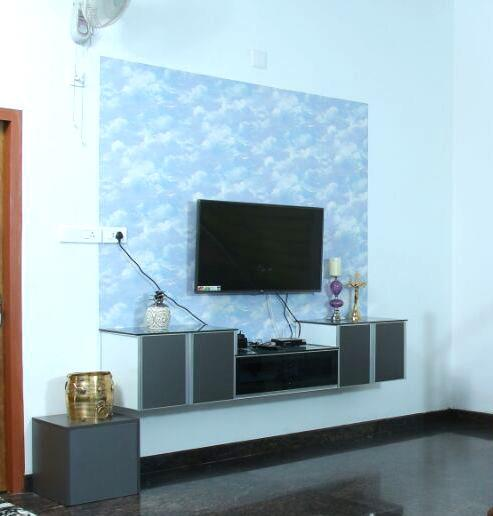 Tv & Home  appliances Cabinetry by Cube Modular Designs. Cube provide Complete Home interior for Home or Flat. For more details contact us.