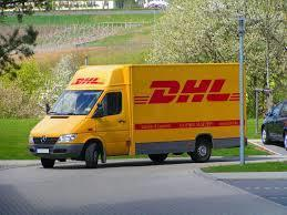 DHL INTERNATIONAL COURIE