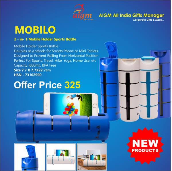 Water Bottle  Mobile holder With Water Bottle, New Arrival, Latest Water Bottle, Biggest Selling Water Bottle, Plastic Water Bottle, Metal Water Bottle, Water Bottle Manufacturer, New Bottle, Corporate Gifts, New Year Gifts, Diwali Gifts, Promotional Gifts, Andheri Gifts, Mumbai Gifts
