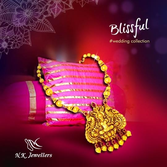 Unique jewellery for make your wedding blissful