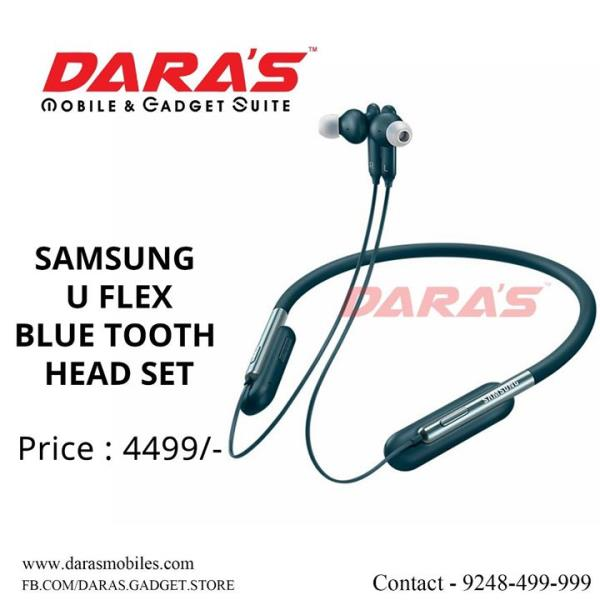 Samsung u Flex blue-tooth Head Set Now Available at DARAS