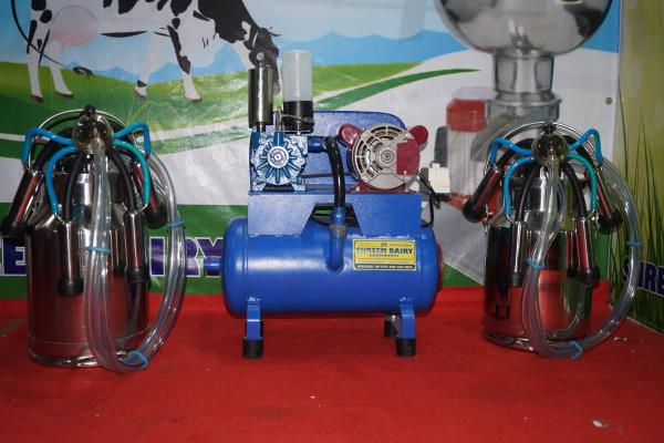 Inverter Operated Single Bucket Milking Machine Manufacturer In Tuticorin   We are an acclaimed name to offer a wide range of quality proven Inverter Operated Single Bucket Milking Machine In Tuticorin