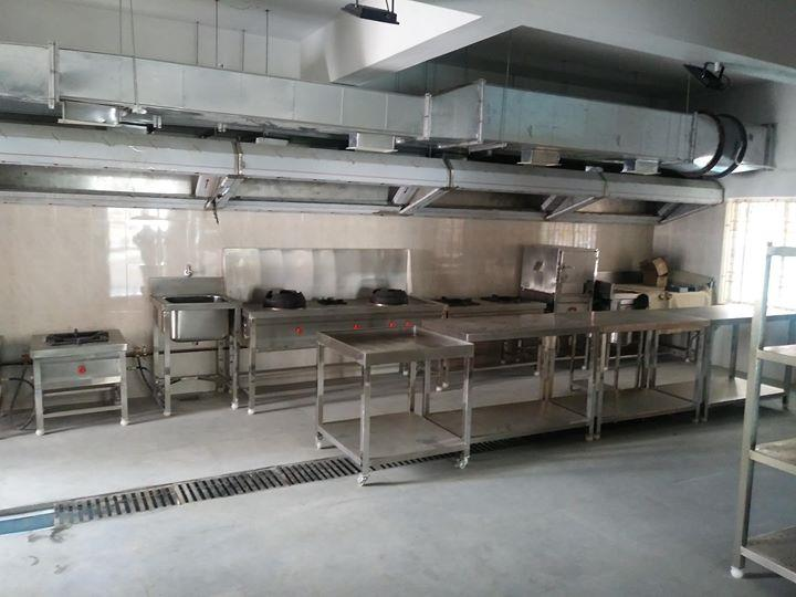 Complete Kitchen Equipments Solution, Exhaust System, Fresh Air System, Gas Line System Done At Cheran Hospitality, Ramapuram, Chennai. For more info visit us at http://smartkitchenequipment.com/Complete-Kitchen-Equipments-Solution-Exhaust-System-Fresh-Air-System-Gas-Line-System-Done-At-Cheran-Hospitality-Ramapura/b122