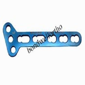 We Bondwell are Leading Supplier of All Kind of Orthopedic Implants, Orthopedic Instruments and Aluminium Boxes, Ophthalmic Blades, ophthalmic instruments and Plastic Sterilization Trays. we are supplying in many states like Delhi, Rajasthan, Kerala, Goa, Uttra Pradesh, Tamilnadu, Maharashtra, Jammu Kashmir, Punjab, Andhra Pradesh, Karnataka, Bihar, Telangana, Haryana, West Bengal, Madhya Pradesh, Assam, Odisha, Uttarakhand, Sikkim, Jharkhand, Himachal Pradesh, Manipur, Arunachal Pradesh, Nagaland, Chhattisgarh, Tripura, Meghalaya, Mizoram etc.  Product Name :- Ortho Implants 3.5mm Small T Plates Oblique Angled Left  	 Product Specification : - Available in Stainless Steel (S.S) 316-L and Titanium GR-5. We can provide you all sizes as per your requirements also.  Features:- •	Durable standards •	Light weight •	Robustness •	Resistance against corrosion •	Functional efficiency  Contact Details :-  Company Name : Bond+Well Ortho Products  Mahesh Sisara – +91-9426829157 / +91-9978056292  Ashok Sisara :- +91-9825875287 / +91-8490816687.  Gujarat, India.   Website : www.bondwellortho.com Skype Name :- bndwell  Email Id:- Bondwellortho@gmail.com Export@bondwellortho.com - Export Division Info@bondwellortho.com
