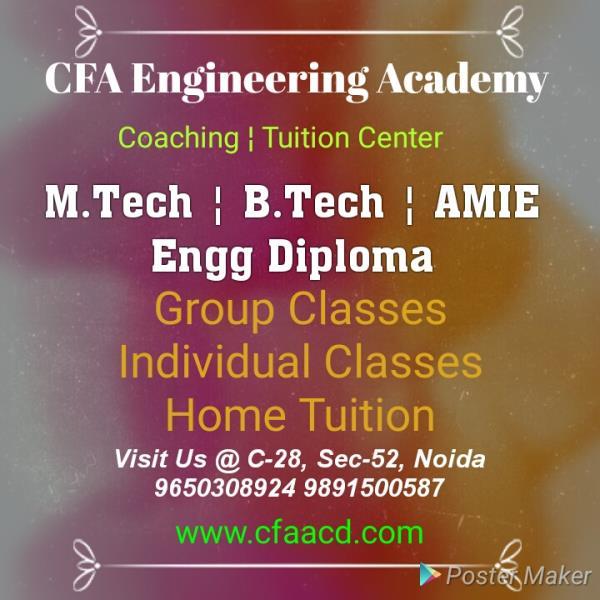 CFA Engineering Academy: