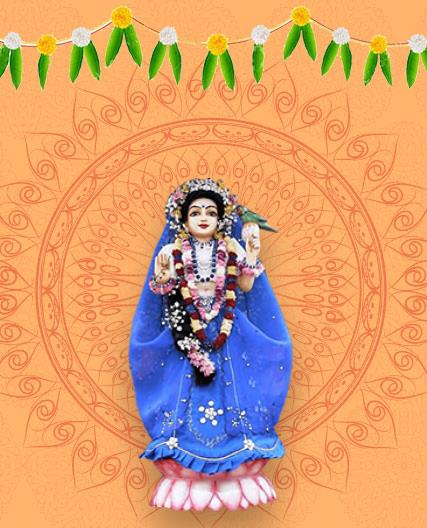 Swarna Gowri Vratha Pooja  Swarna Gowri Vratha Pooja, also popularly known as Gowri Habba, is observed to please the goddess Parvathi Devate. This puja is mainly performed by married women seeking the goddess's blessing for the well-being and good fortune of their husbands. Unmarried girls can also perform this puja to be blessed with good life partners.  For more information click on  <a title=