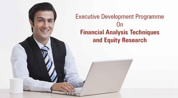 FINANCIAL ANALYSIS TECHNIQUES AND EQUITY RESEARCH (Batch-2)  Last Date of Apply: 15th May 2018  Duration: 12 weeks (3 Months)  Program from XLRI & ICICI for candidates who are thinking to skill-up themselves in Equity Research.  Program Fee: INR 36, 000 + 18% GST (INR 42, 480)  For More details: Contact Program coordinator (Piyush Garg) @ 97179-38151