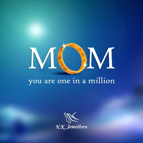 Happy Mothers Day. #happymothersday #mother #mom #mymom #thebestmom #gold #jewellery #nkjewllers #vadodara