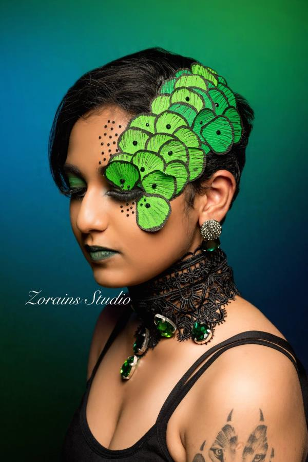 Professional F and C level 2 months makeup course Due to high demand celebrity Zorains Studio makeup artist is introducing an intense beauty makeup course for both the beginner and the makeup artist, she will teach all the current facets of beauty makeup and her very personal techniques she has honed through a 17 year career in the industry.  Join this course at Zorains Studio, Kormangala, Bangalore.