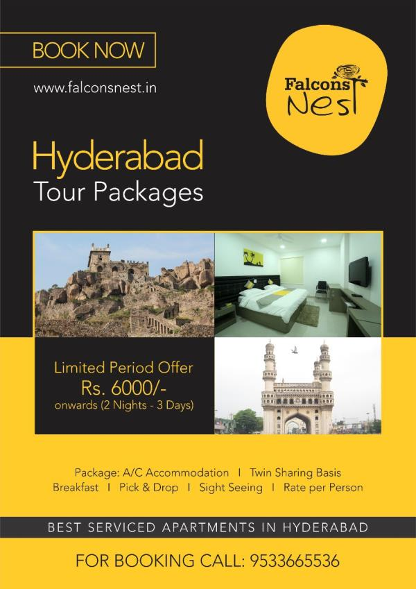 Best Budget Hotels in Madhapur, Hyderabad with Special Long Stay Packages.Best Suitable for Corporates , Business Travellers and Tourists as it is close to all major attractions in Hitech City.Very Close to HITEX Exhibition Center and HICC5 mins IKEA , Raheja Mind Space , Inorbit Shopping Mall and Close to All major Software CompaniesPlease contact +919963039199visit: www.falconsnest.in