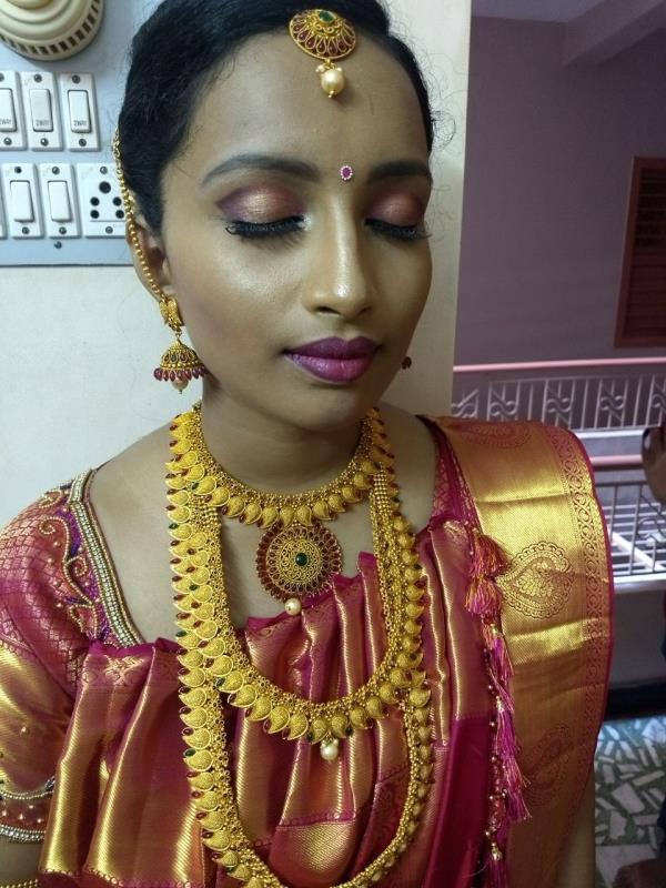 Bridal Makeup and Facials
