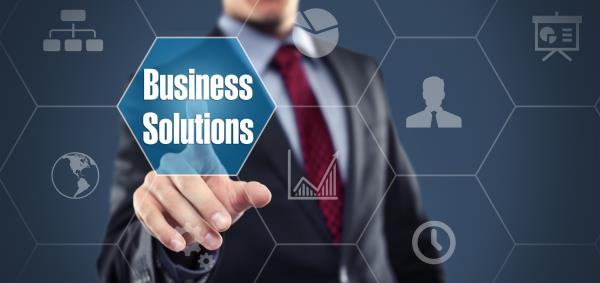 Get all sort of Business Solut
