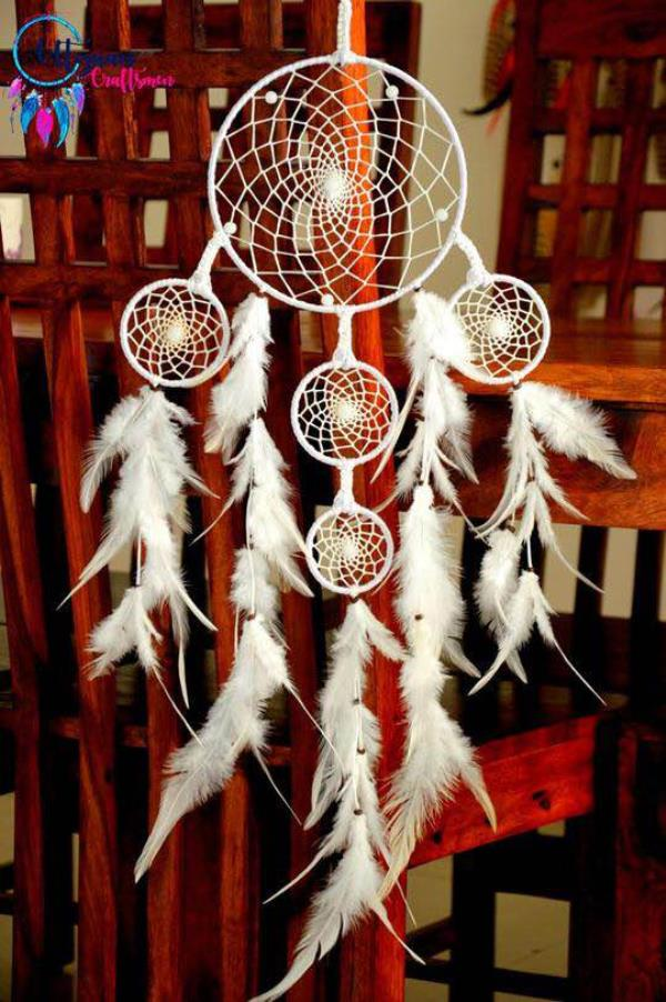 Utopian Craftsmen presents - Exclusively customized handmade Dreamcatchers within your budget. Looking for Dreamcatchers online to buy in India - Visit us - www.utopiancraftsmen.com Call us on +91 909 659 5656