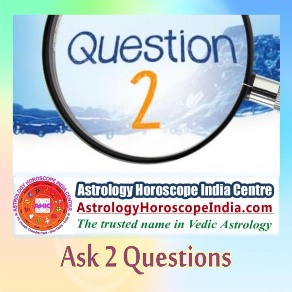 Famous Astrologer in Delhi India:  Ask any four questions related to your personal or career or financial life and we will answer them in the most correct way possible. The remedial measure will be provided based on the proper analysis of your questions. Know more: http://astrologyhoroscopeindia.com/ask-two-question/p100  #PersonalPrediction