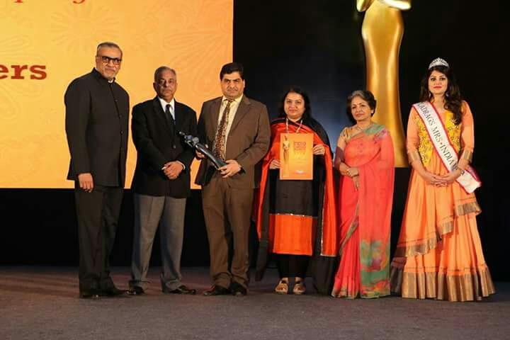 Best global logistics co by india cargo awards