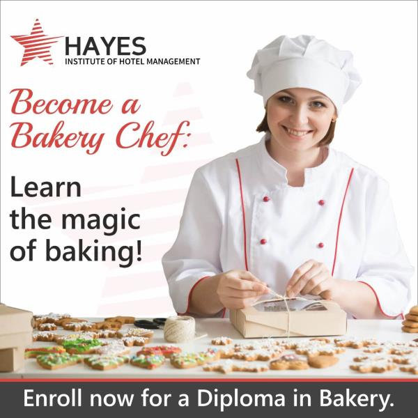 Become a bakery chef