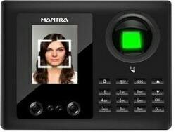 Face Reader Biometric Att