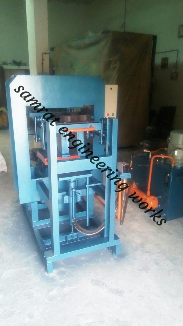 Mini automatic fly ash br